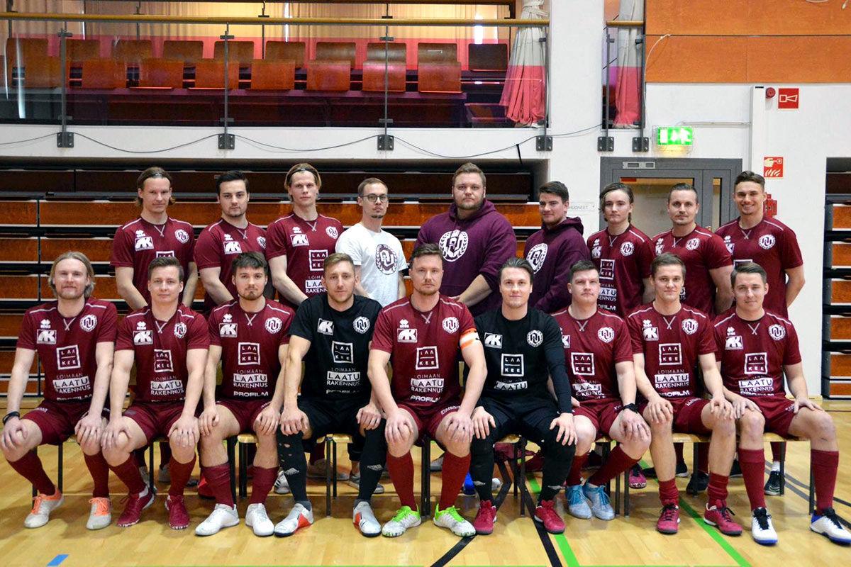 Alastaron Urheilijat nousee Futsal-Liigaan